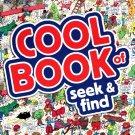 Cool Book of Seek & Find - Kids books - Activity Book