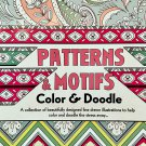 Patterns & motifs color & doodle
