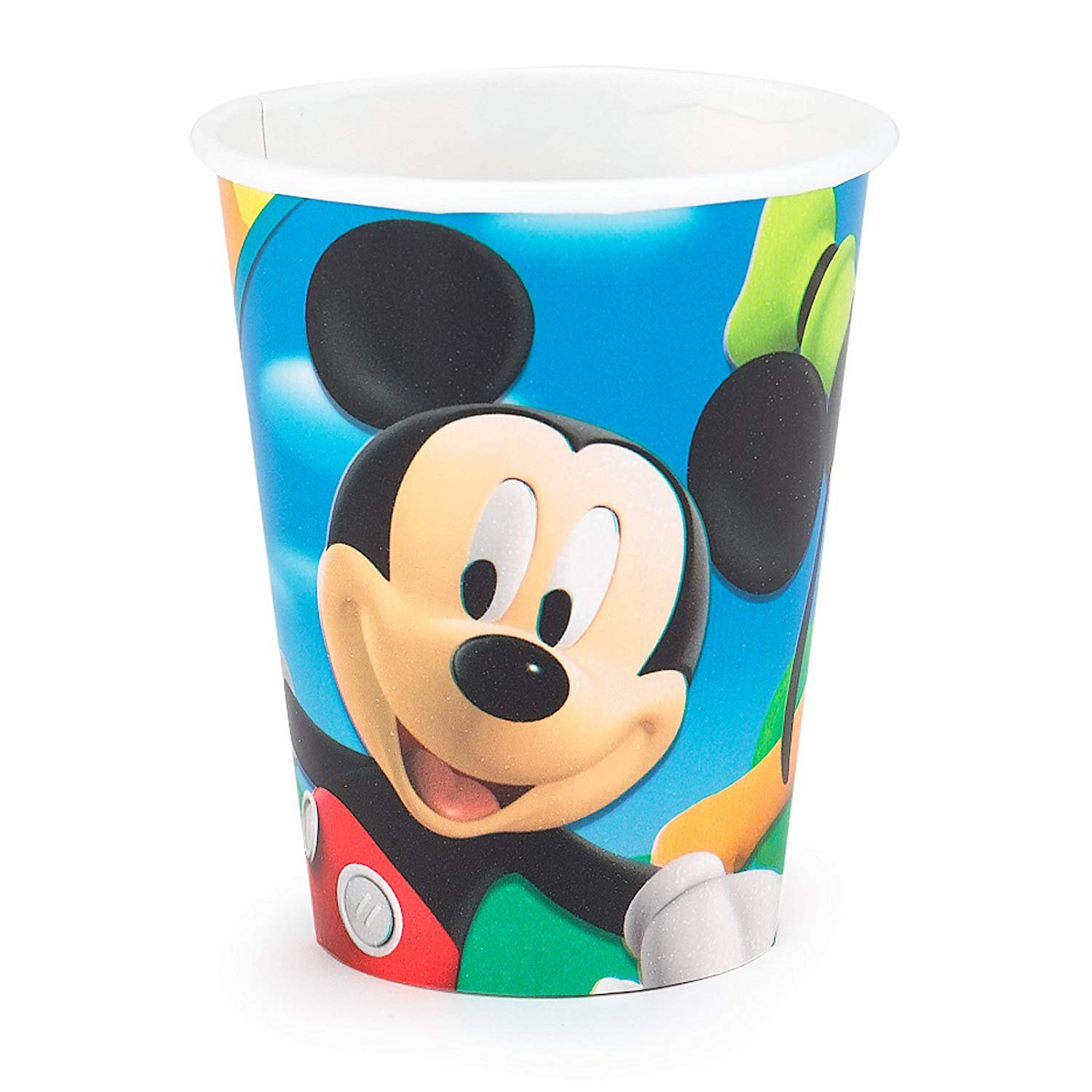 Mickey's Clubhouse 9 oz. Paper Cups (8 count) [Toy] [Toy]