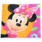 Minnie Mouse Lunch Napkins (16 count)