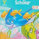 Educational Workbook School Zone - Kindergarten Scholar Grade K (Ages 5-6)