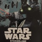 Disney Star Wars Stickerland Sticker Booklet (4 pages)