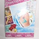 Disney Princess 25 Temporary Tattoos by Disney