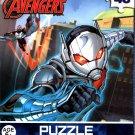 Avengers 48 Piece Jigsaw Puzzle Iron Man Hulk Captain America