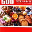 Cra-Z-Art Healthy Breakfast - 500 Piece Jigsaw Puzzle