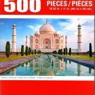 Cra-Z-Art Taj Mahal in Sunrise Light - 500 Piece Jigsaw Puzzle