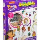 Dora and Friends Shrinky Dinks Charm Jewelry