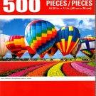 Cra-Z-Art Hot Air Balloons - 500 Piece Jigsaw Puzzle