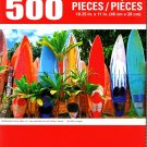 Cra-Z-Art Surfboards Fence, Maul, HI - 500 Piece Jigsaw Puzzle
