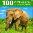 Cra-Z-Art African Elephant - 100 Piece Jigsaw Puzzle