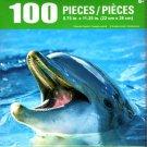 Cra-Z-Art Cheerful Dolphin - 100 Piece Jigsaw Puzzle