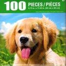 Cra-Z-Art Happy Golden Retriever Puppy - 100 Piece Jigsaw Puzzle
