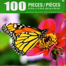 Cra-Z-Art Monarch Butterfly - 100 Piece Jigsaw Puzzle