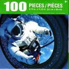 Cra-Z-Art Astronaut in Space - 100 Piece Jigsaw Puzzle