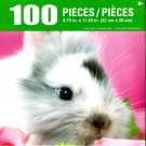 Cra-Z-Art Pretty Bunny - 100 Piece Jigsaw Puzzle