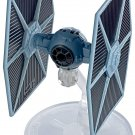 Hot Wheels Star Wars Rogue One Starship Vehicle, TIE Fighter, Blue