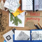 Tangle Journey: Exploring the Far Reaches of Tangle Drawing, from Simple Strokes.