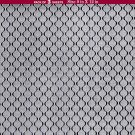Magnetic Locker Wallpaper (Full Sheet Magnetic) Dry Erasable  - Pack of 3 Sheets - Silver