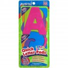 ArtSkills Jumbo Neon Poster Letters and Numbers, Arts and Crafts Supplies