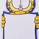 Garfield The Cat Notepad (Memo List Note Pad Notes Organize Lists Office School Work Home)