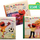 Sesame Street® Bath Time Bubble Books