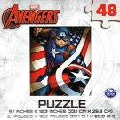 Marvel Avengers 48 Piece Jigsaw Puzzle - v11