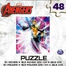 Marvel Avengers 48 Piece Jigsaw Puzzle - v13