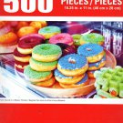 Cra-Z-Art Fresh Donuts in a Bakery Window - 500 Piece Jigsaw Puzzle - p 004 v2