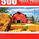 Cra-Z-Art Traditional American Farm - 500 Piece Jigsaw Puzzle - p 004 v2