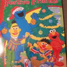 Sesame Street Festive Friends Coloring and Activity Book