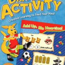 Brainiac Activity Math Grades 1-2 - Learning Activity Workbook - Teacher Approved