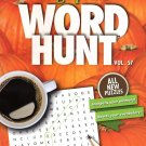 Large Print Word Hunt - All New Puzzles - (2018) - Vol.57