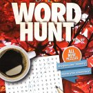 Large Print Word Hunt - All New Puzzles - (2018) - Vol.59