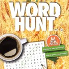 Large Print Word Hunt - All New Puzzles - (2018) - Vol.60