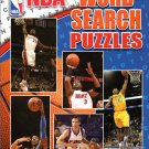 NBA Word Search Puzzles - (2009)