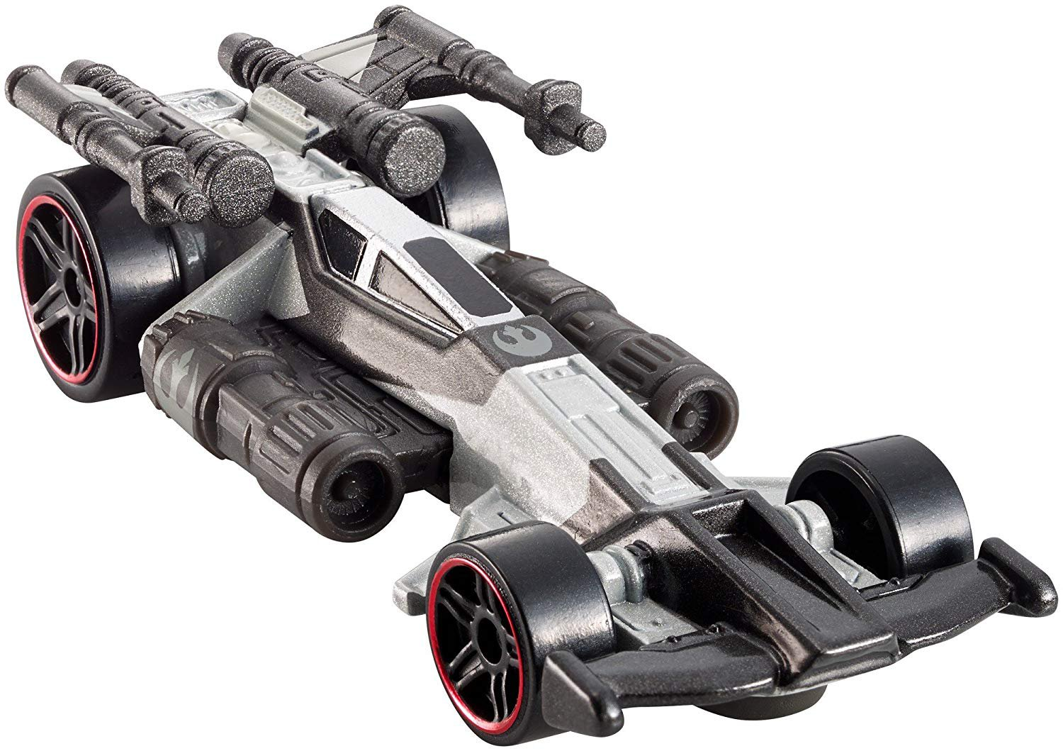 Hot Wheels Star Wars Rogue One Partisan X-Wing Fighter Carship