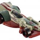 Hot Wheels Star Wars Boba Fett's Slave I Carship Vehicle