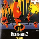 Disney Pixar Incredibles 2-24 Pieces Jigsaw Puzzle - v1
