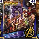 Marvel Avengers - 48 Pieces Jigsaw Puzzle - (Set of 3 Puzzles)