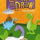 Learn to Draw Book Series ~ Dinosaurs (Trace, Draw & Color) by Learn to Draw