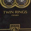 Twin Rings Cologne for Men 75ml (2.5 fl. oz)