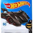 Hot Wheels 2017 DC Batman Batmobile (Brave and The Bold) 190/365, Black