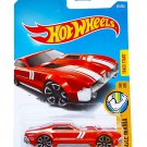 Hot Wheels 2017 Muscle Mania CCM Country Club Muscle 170/365, Red
