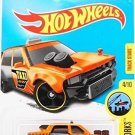 Hot Wheels 2017 HW City Works Need for Speed Time Attaxi 168/365, Orange