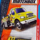 Matchbox 2017 MBX Heroic Rescue - Freightliner M2 106 - Yellow