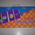 Telling Time (Flip Book) by Fun Logic (January 1, 2001)