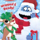 Rudolph The Red-Nosed Reindeer Coloring and Activity Pad