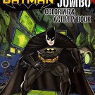 DC Comics Batman Jumbo Coloring & Activity Book - Crime Crusher