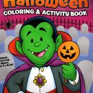 Bendon Publishing Int. Giant Halloween Coloring & Activity Book