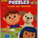 School Zone Pencil-Play Puzzles Dot-to-Dots, Mazes, Hidden Pictures